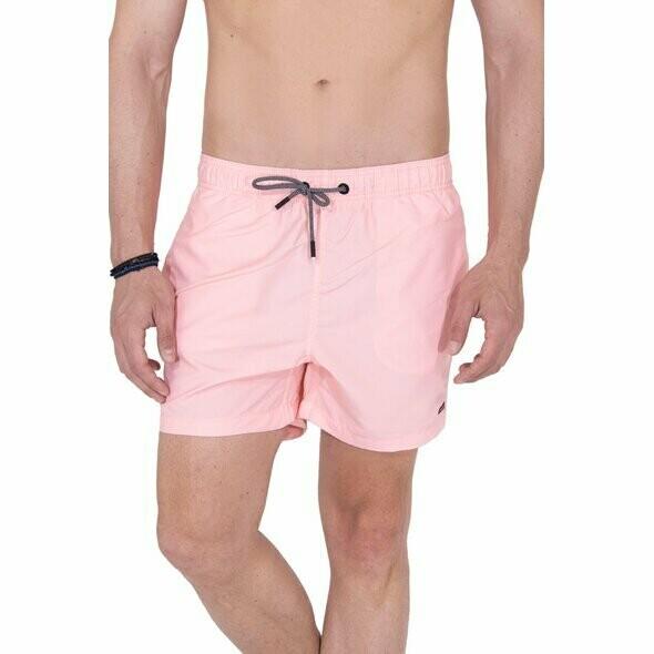 Bañador edit swim pink grey