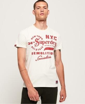 Camiseta demolition