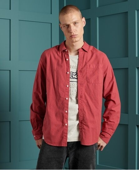 Camisa Oxford Line Dried