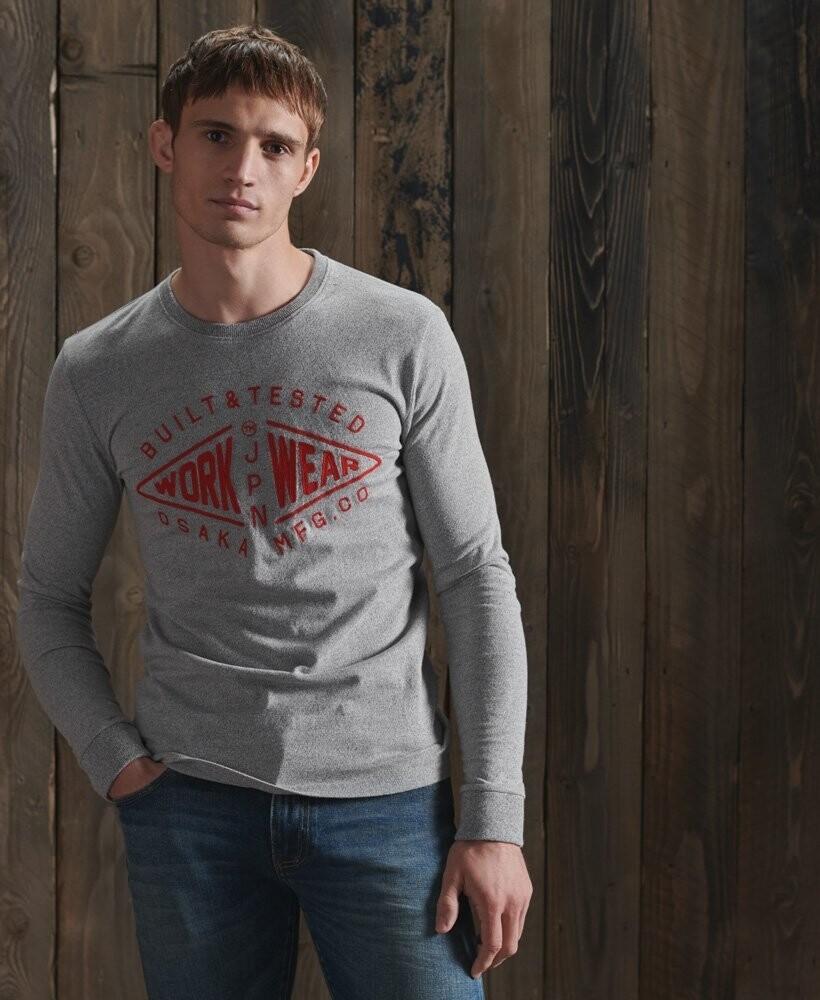 Camiseta de manga larga Modern Workwear
