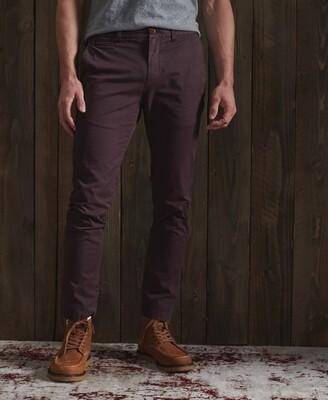 Pantalones chinos ajustados Core