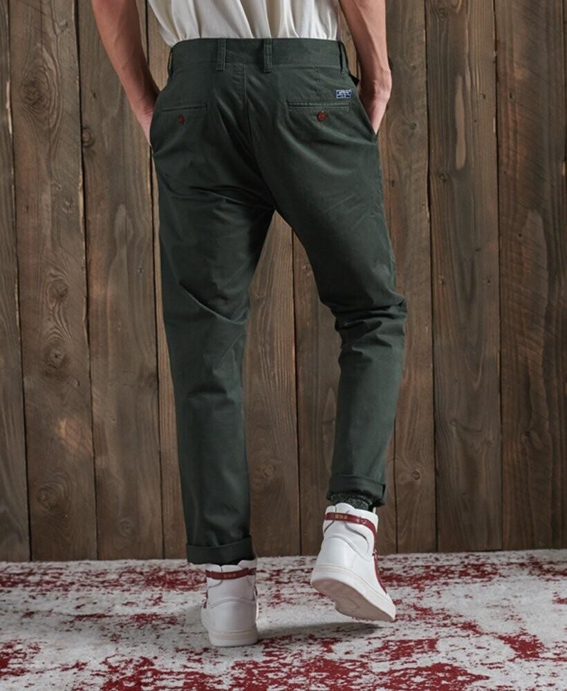 Pantalones chino ajustados Core