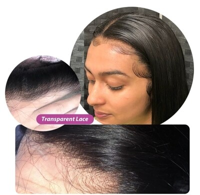 Lace Frontal Human Remy Hair 13x4