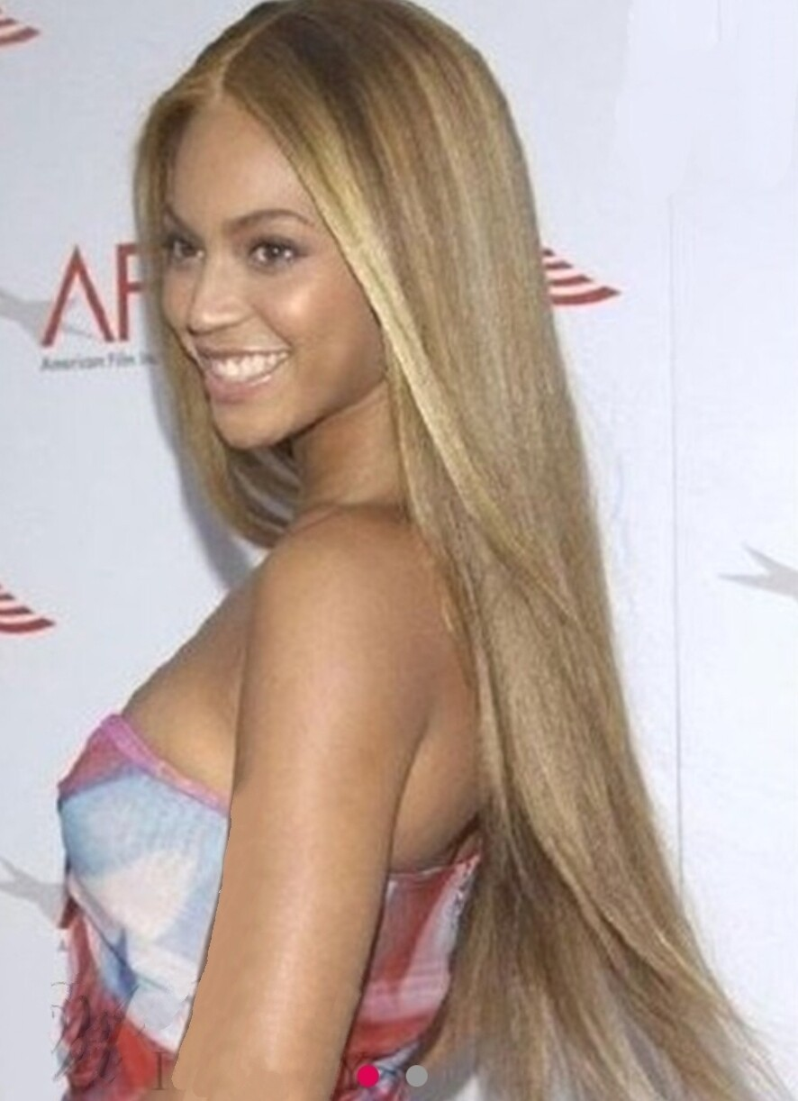 Strawberry Blonde Human Hair Lace Closure