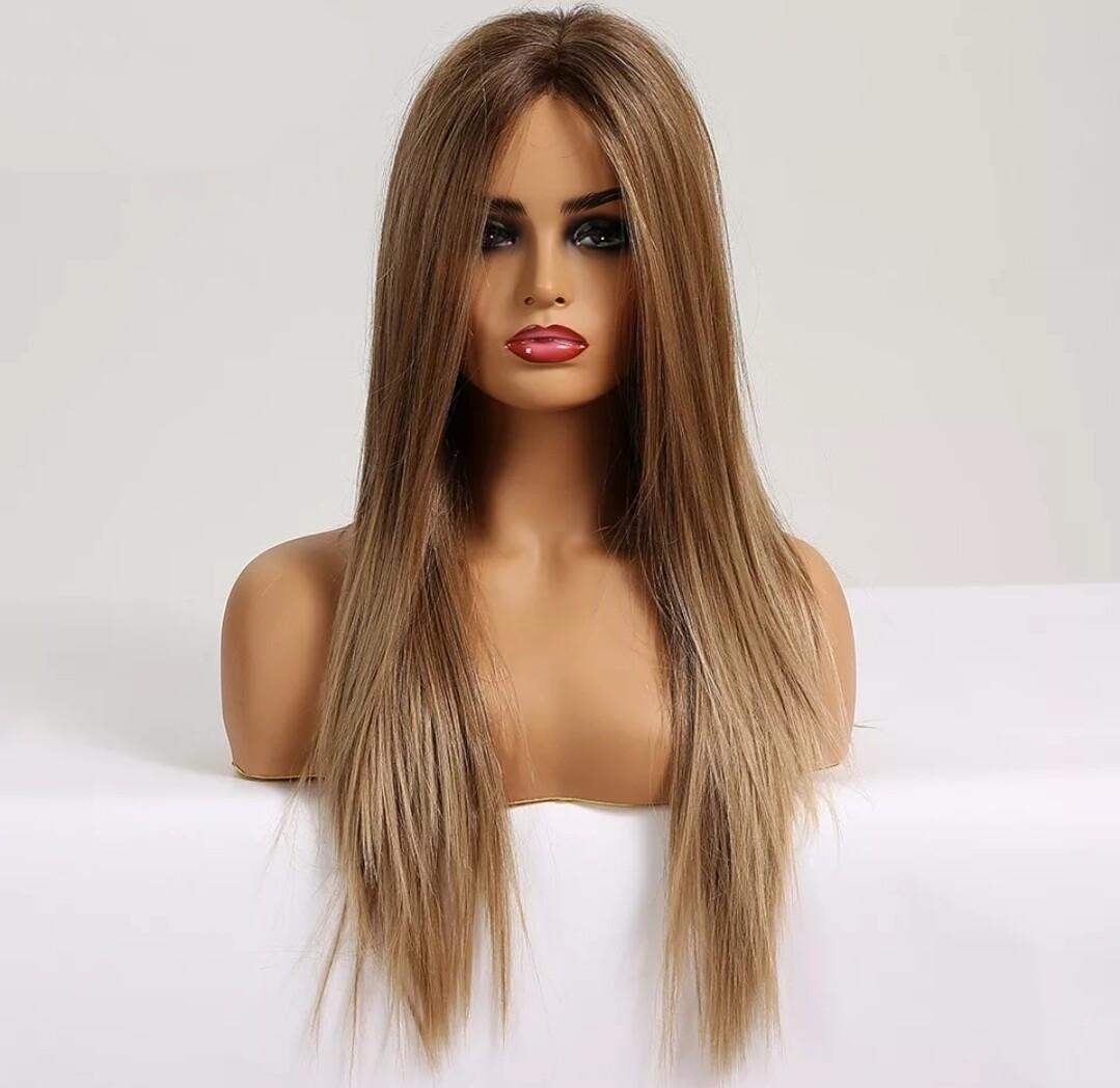 Honey Ombre Blonde Lace Front