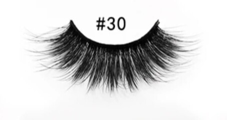 3D Lashes - Thick and Dramatic