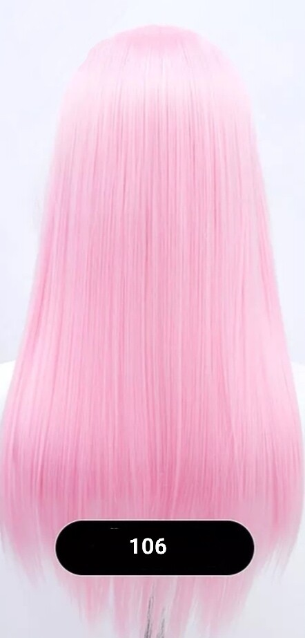 Anime Cosplay Long Wigs with Fringe