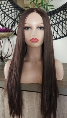 Medium Brown Lace Front