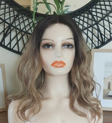Blonde Ombre Lace Front
