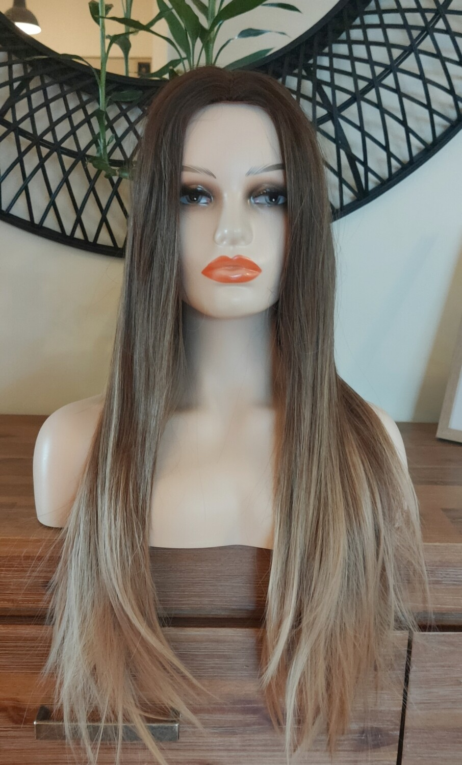Ombre Honey Brown Balayage