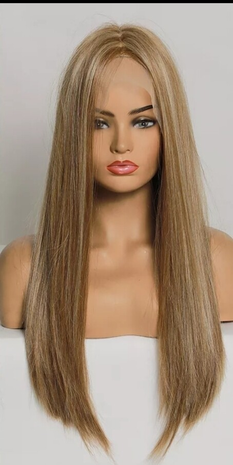 Brown & Blonde mix Lace Front