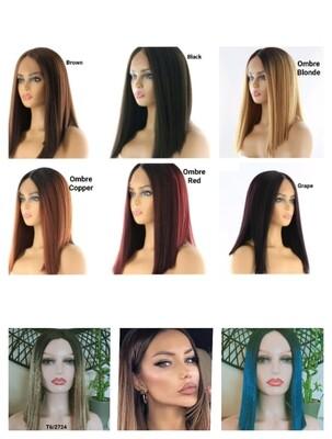 Medium Blunt Cut Lace Fronts