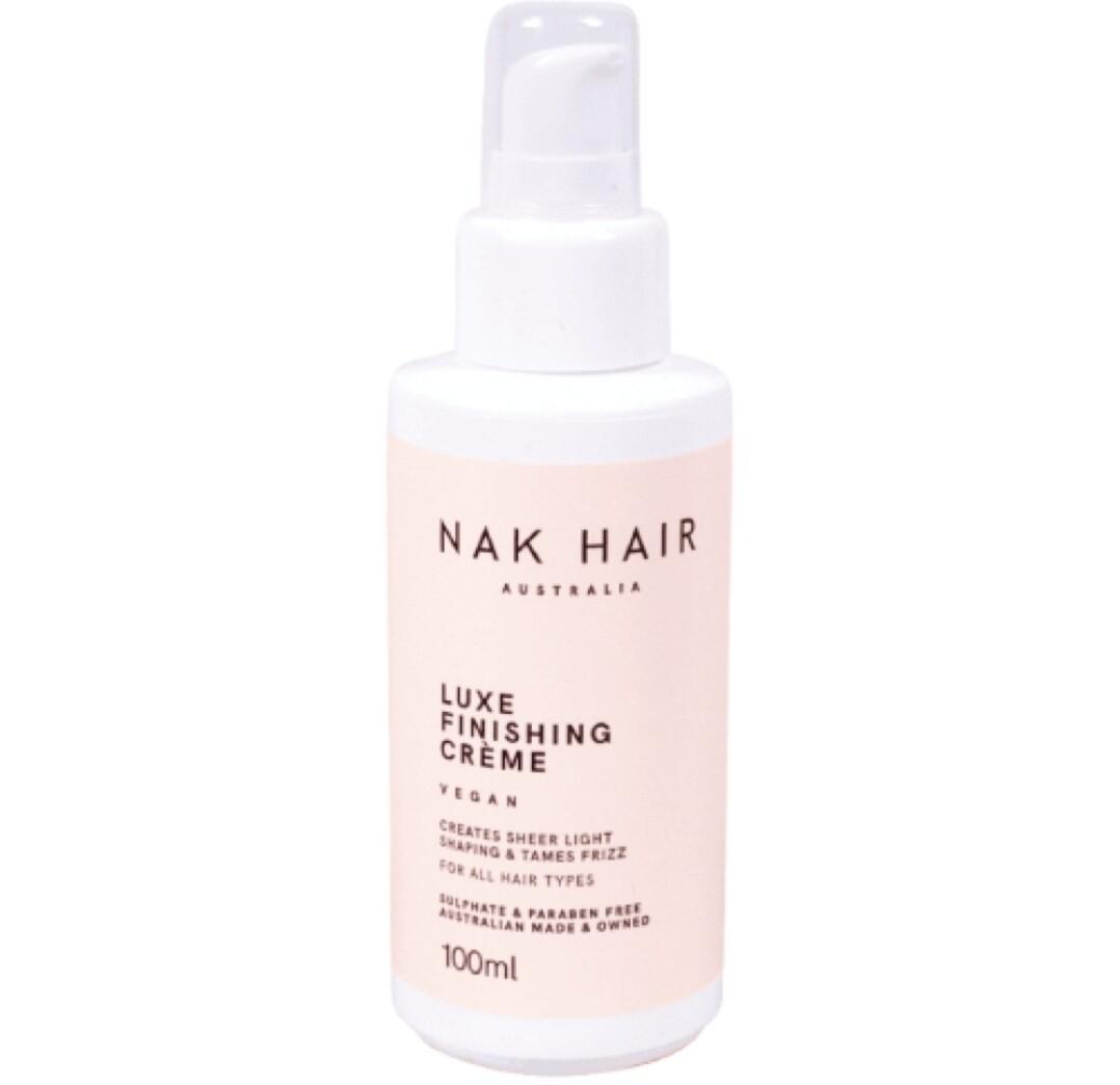Nak Hair Luxe Finishing Créme 100mL