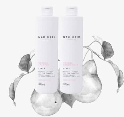 Nak Hair Nourish Shampoo 375mL