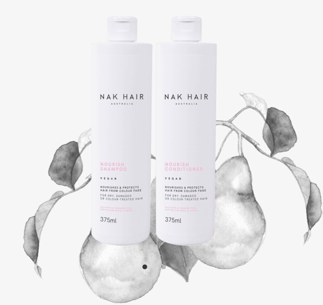 Nak Hair Nourish Conditioner 375mL
