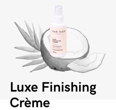 Nak Hair Luxe Finishing Crème 100mL