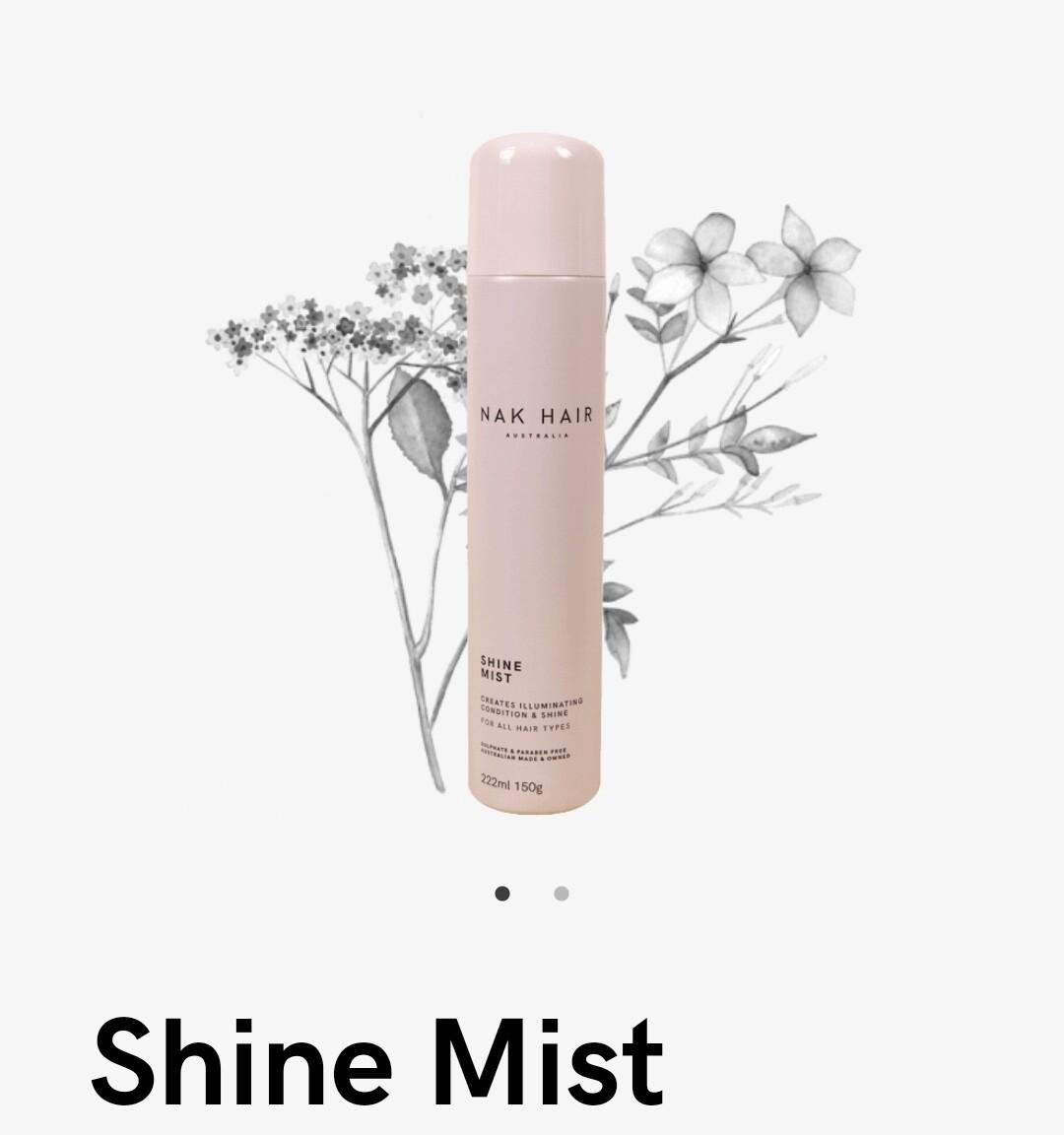 Nak Hair Shine Mist 220mL