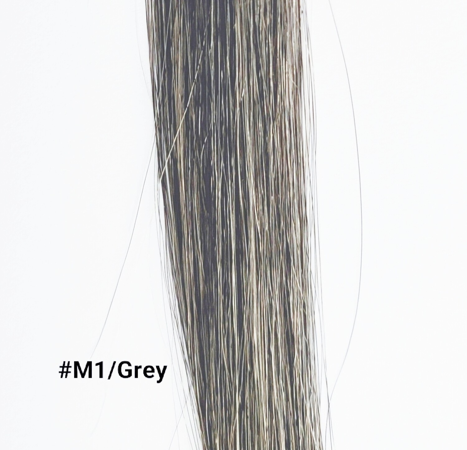 """Flat Weft Extensions Double Drawn Russian 22"""" Straight"""
