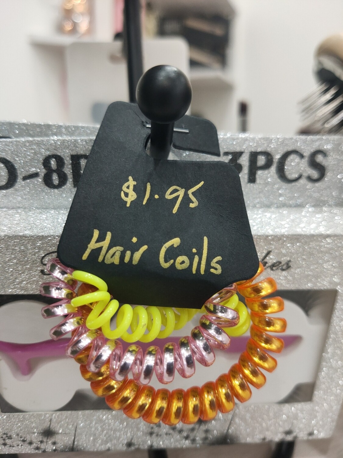 Hair Ties 3 Pieces - Coil