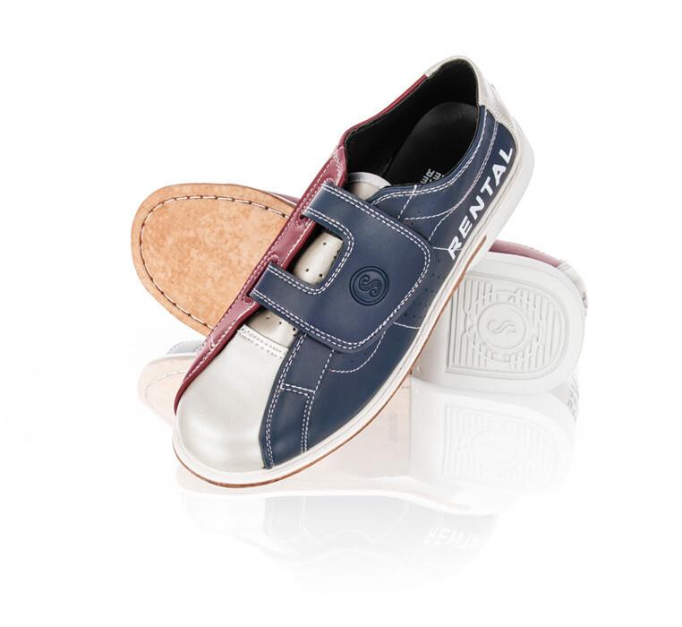 """""""Bowling300"""" Rental shoes velcro/ прокатная обувь на липучке """"Bowling300"""" - 49"""