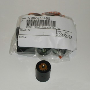 070-006-354 SHOCK MOUNT, BIN ASSEMBLY