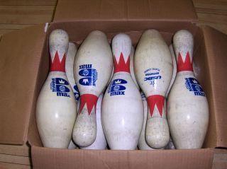 Bowling pin (AMF/BWC)--(1 коробка\ 10 кеглей)