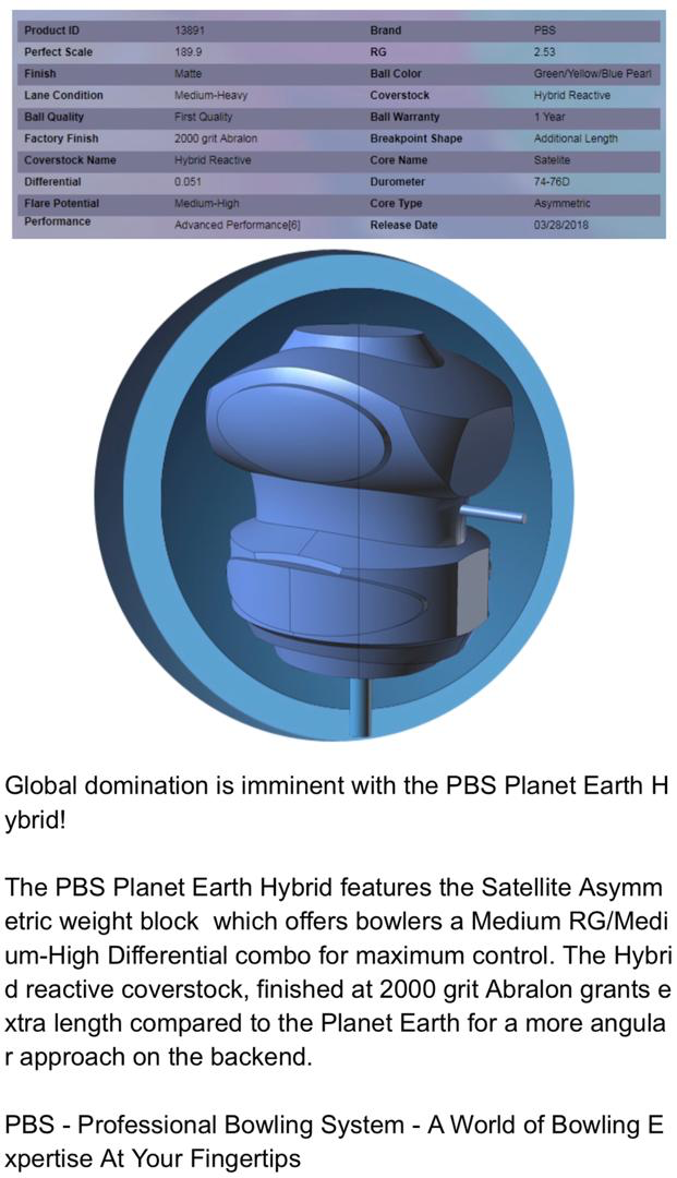Planet Earth Hybrid(14 lbs)