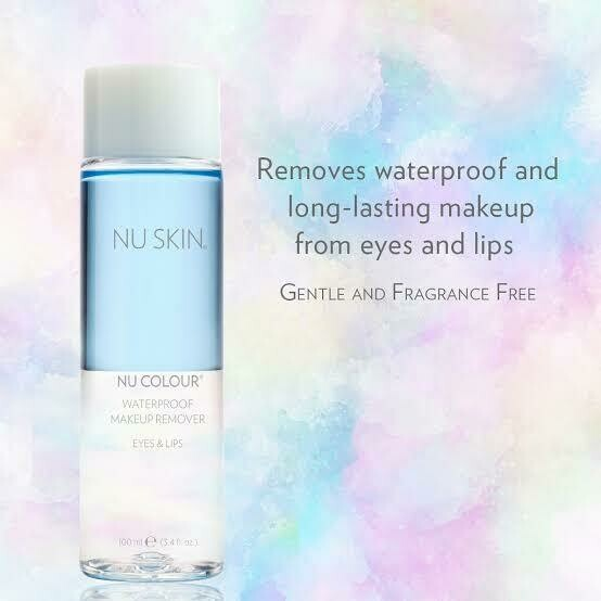 Waterproof Eye Remover - Shake off your day the gentle way.