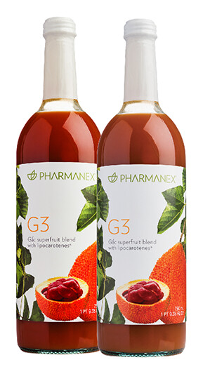 g3® Juice 2 Pack SIZE 2 X 750 ML BOTTLES FREE SHIPPING