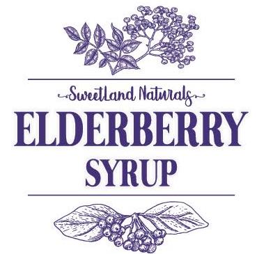 SweetLand Elderberry Syrup