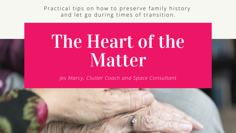 The Heart of the Matter Workshop Video and Notes
