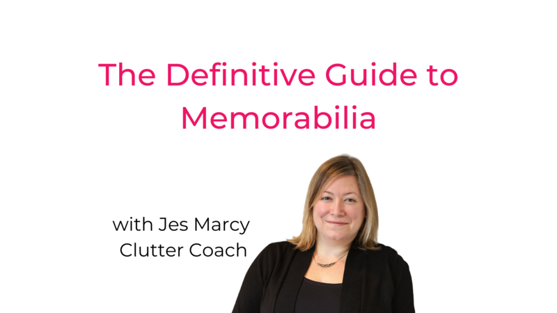Definitive Guide to Memorabilia