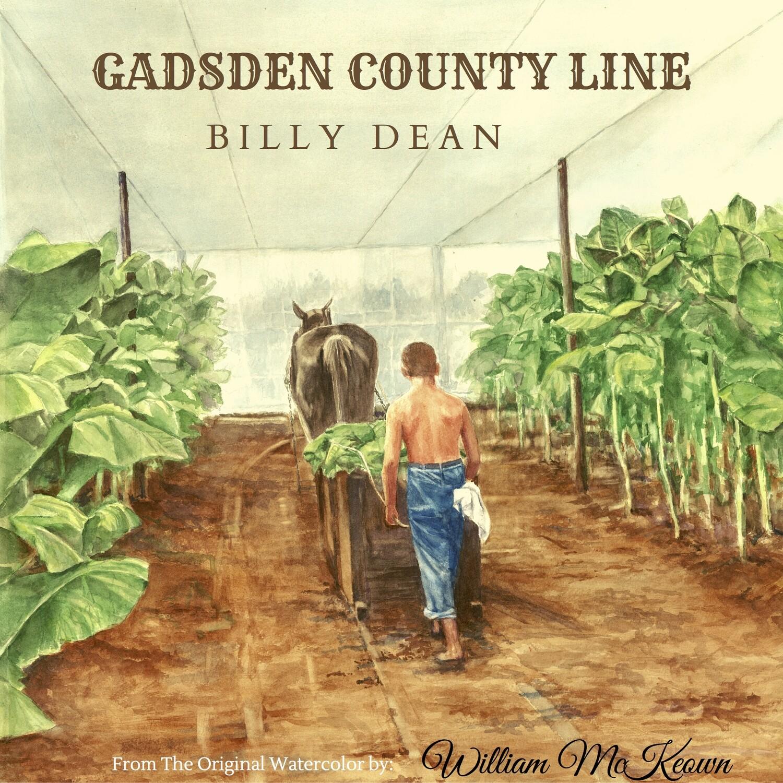 Autographed Gadsden County Line EP