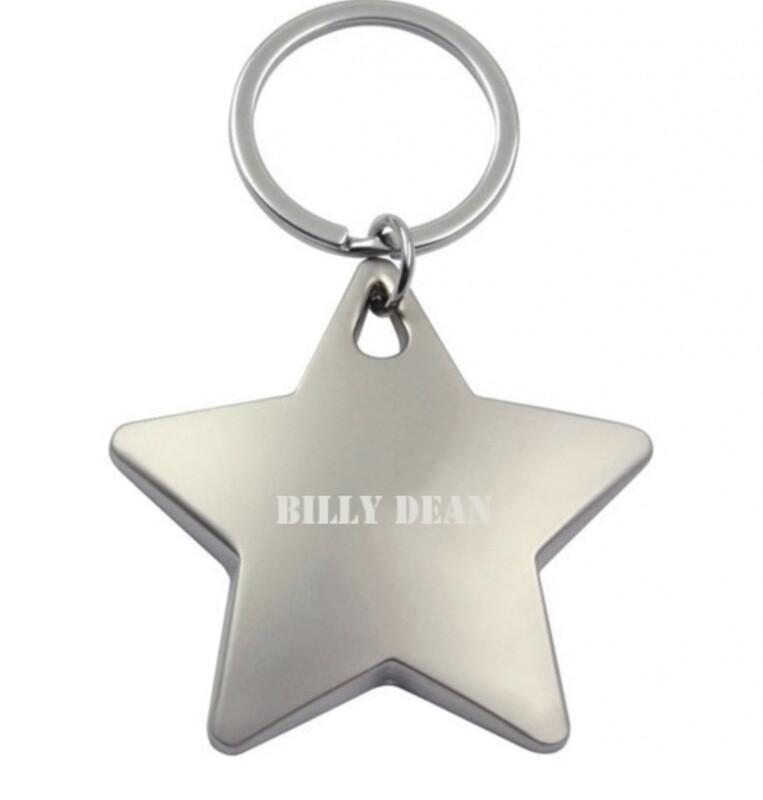 Billy Dean Keychain
