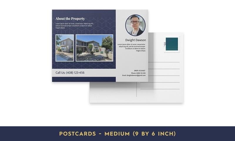 Commercial Postcards - Medium