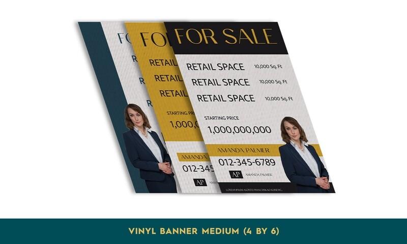 Vinyl Banners - Medium
