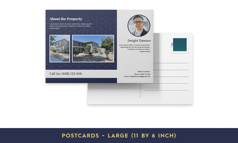 Commercial Postcards - Large