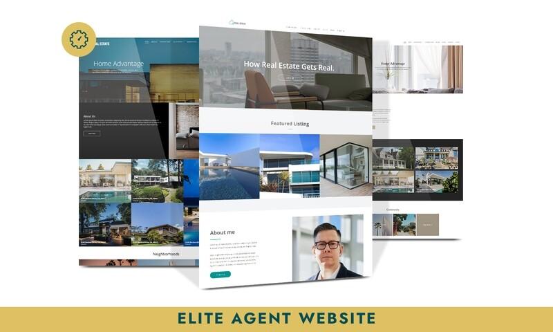 Elite Agent Website