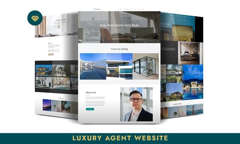 Luxury Agent Website