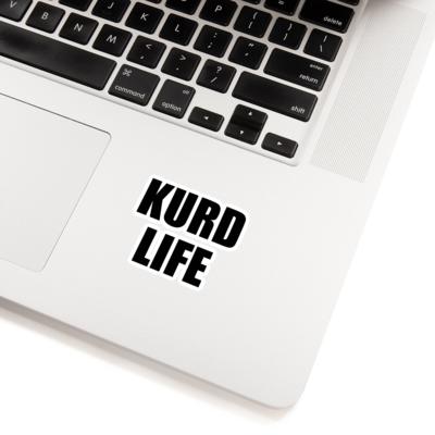 Kurd Life Sticker