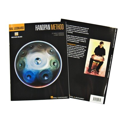 Hal Leonard Handpan Method (Print Book)