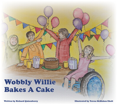 Wobbly Willie Bakes A Cake