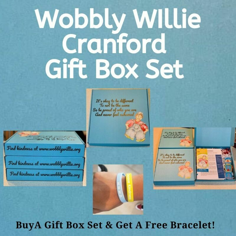 Wobbly Willie Cranford Gift Box Set