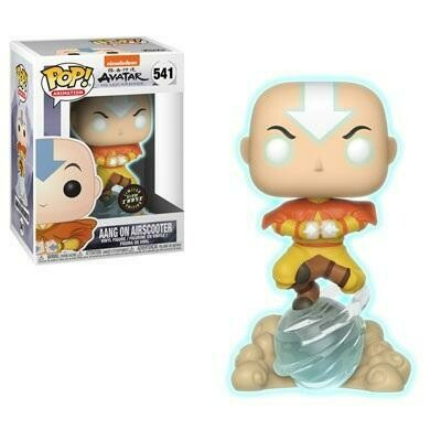 Aang Glow Chase