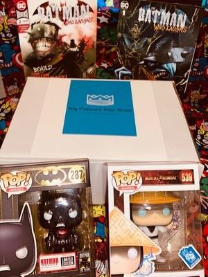 Poppa's starter Box