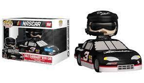 DALE EARNHARDT WITHY CAR