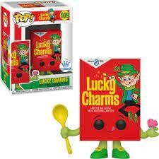 LUCKY CHARMS BOX FUNKO EX