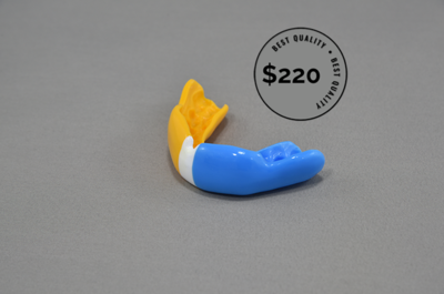 [151] Standard Mouth Guard Three Colours