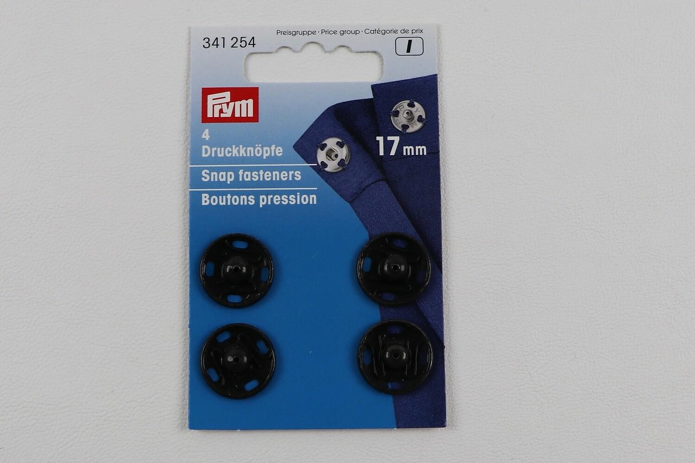 Prym Druckknöpfe zum Annähen  Ø17mm