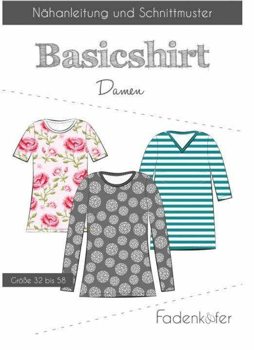 Basicshirt Damen